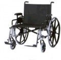 Basic Bariatric Manual Wheelchair