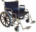 Bariatric Wheelchair w/ Removable Arms